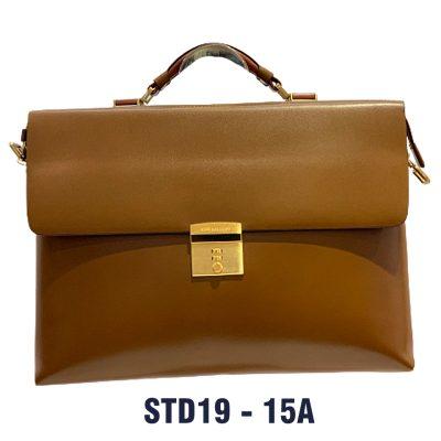 Cặp Xách Da STD19-15A