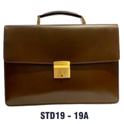 Cặp Xách Da STD19-19A