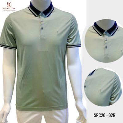 Áo Polo SPC20-02B